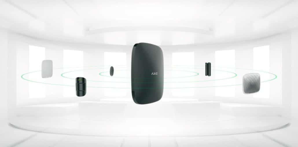 matériel installation alarmes et vidéosurveillance